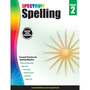 Spectrum Spelling (Grade 2)