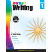 Spectrum Writing (Grade 1)