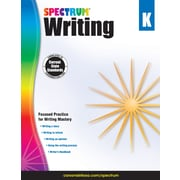 Spectrum Writing (Grade K)