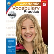 Academic Vocabulary Practice (Grade 5)