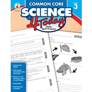 Common Core Science 4 Today Daily Skill Practice (Grade 3)