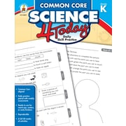 Common Core Science 4 Today Daily Skill Practice (Grade K)