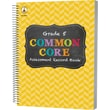 Spiral-bound Common Core Assessment Record Book (Grade 5)