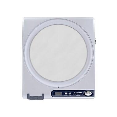 Z'FOGLESS Acrylic Fogless Shower Mirror 8.75