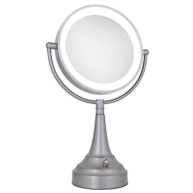NEXT GENERATION LED Lighted Vanity Mirror, Round