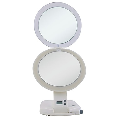NEXT GENERATION Acrylic Next Generation Lighted Travel Mirror 16