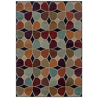 Style Haven Adrienne 3836E Indoor Area Rug