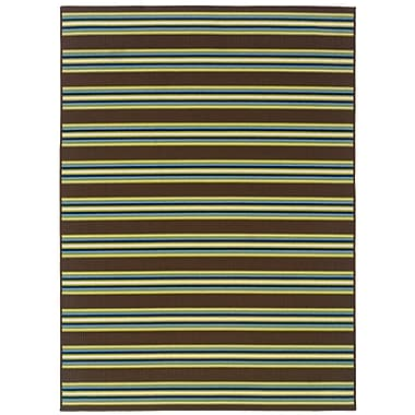 Style Haven Caspian 3330N Indoor/Outdoor Area Rug