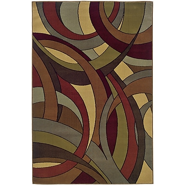 Oriental Weavers Huntington 1982A Indoor Area Rug, 5' x 7'6