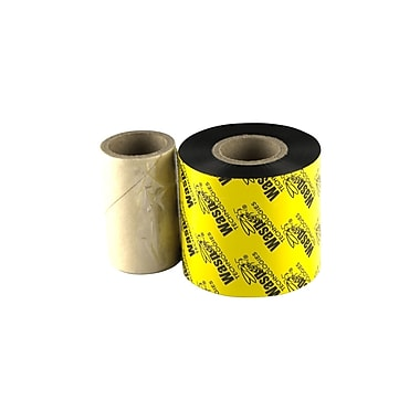 Wasp® Wax WWX Wax Barcode Ribbon, 2-1/6