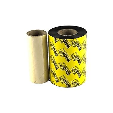 Wasp® Wax WWX Wax Barcode Ribbon, 3-1/4