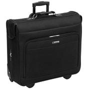 Leisure Luggage Wheeled 44'' Garment Bag in Black