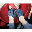 Ansell 8 Hylite Nitrile Fully Coated Gloves With Knit Lining And Knit Wrist (144 Pair Per Case)