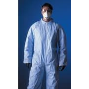 DuPont ProShield  1 White Coverall With Zipper Front And Elastic Wrists And Ankles