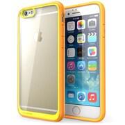 "i-Blason Apple iPhone 6 and 6s 4.7"" Case, Halo Series Scratch Resistant Transparent Hybrid Case, Orange"