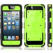 i-Blason Apple iPhone 6 4.7in. Case, Armorbox Series Full Body Case with Screen Protector, Green