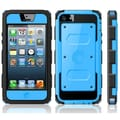 i-Blason Apple iPhone Plus 5.5in. Case, Armorbox Series Full Body Case with Screen Protector, Blue