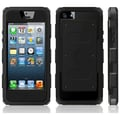 i-Blason Apple iPhone Plus 5.5in. Case, Armorbox Series Full Body Case with Screen Protector, Black