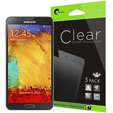 i-Blason Samsung Galaxy Note 4 Screen Protector - 3 Pack Premium HD - Clear