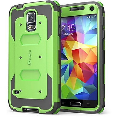i-Blason Samsung Galaxy Note 4 Case - Armorbox Series Full Protection Case - Green