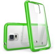 i-Blason Samsung Galaxy Note 4 Case - Halo Series Scratch Resistant Transparent Hybrid Case - Green