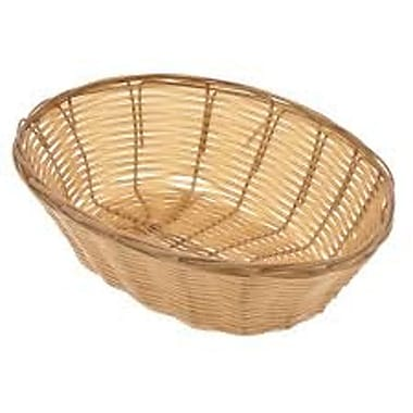 Johnson Rose 4182 Oval Bread Basket, 9.25