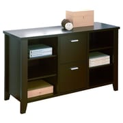Hokku Designs 2-Drawer 2 File Cabinet; Cappuccino