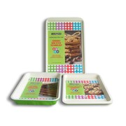 Casaware 3 Piece Baking Set; Green