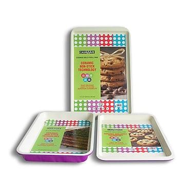 Casaware 3 Piece Baking Set; Purple
