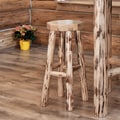 Montana Woodworks  30'' Bar Stool; Lacquered