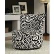 Woodbridge Home Designs Wild Zebra Easton Chair