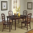 Home Styles Colonial Classic 5 Piece Dining Set