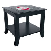 Imperial NCAA End Table; Ohio State
