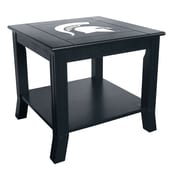 Imperial NCAA End Table; Michigan State
