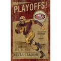 Imperial NFL Vintage Advertisement; San Francisco 49ers