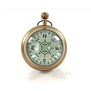 Old Modern Handicrafts 6'' Paper Weight Clock