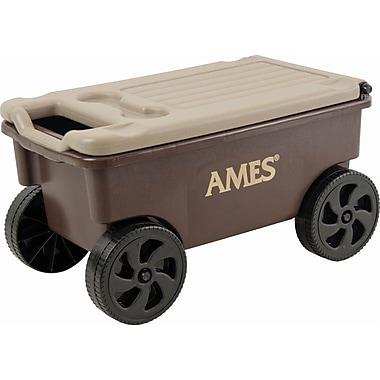 Ames 1123047100 2 cu.ft. Lawn Cart