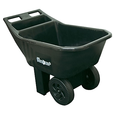 Ames Easy Roller Jr. Poly Yard Cart