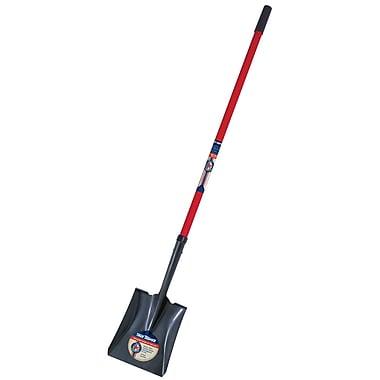 Ames 1564900 Square Point True American Fiberglass Handle Shovel
