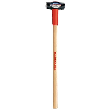 True Temper 1113091100 6 lbs. True American Sledge Hammer with 36