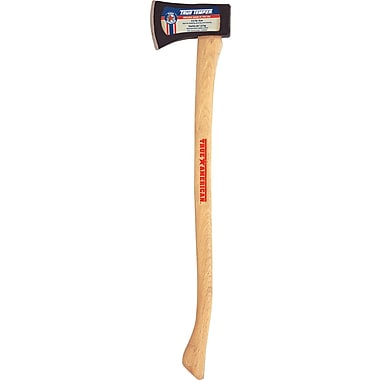 True Temper 1113211000 3.5 lbs. True American Single Bit Dayton Axe with 36