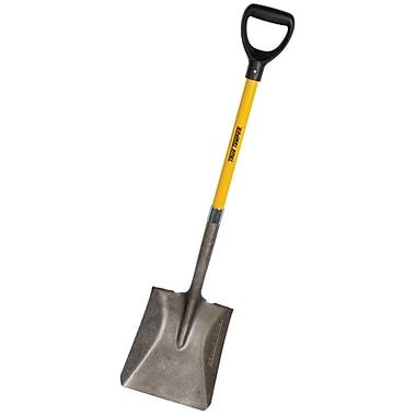 Ames 163034800 16 Gauge Steel Fiberglass Handle Square Shovel