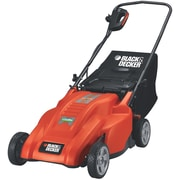 "Black & Decker 18"" Electric Lawn Mower"