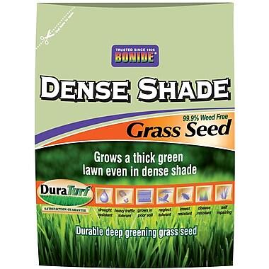 Bonide 60214 Dense Shade Grass Seed, 7 lbs.