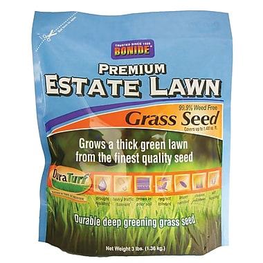 Bonide 60241 3 lbs.Premium Estate Lawn Grass Seed