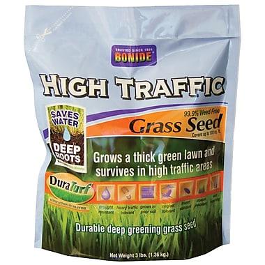 Bonide 60281 3 lbs. High Traffic Grass Seed