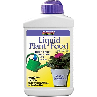 Bonide 108 Liquid Plant Food, 8 oz.