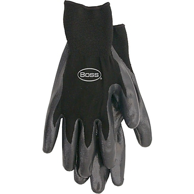 Boss 8436M Black Nylon, Medium
