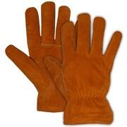 Boss 4176J Brown Unisex Leather, Jumbo