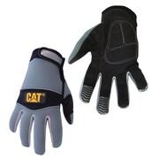 Cat Gloves CAT012213 Gray Neoprene